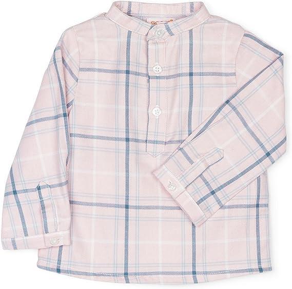 Gocco Baby-Jungen Camisa Cuadros Hemd