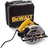 DeWalt 240V 184mm 65mm Compact Circular Saw in Kitbox