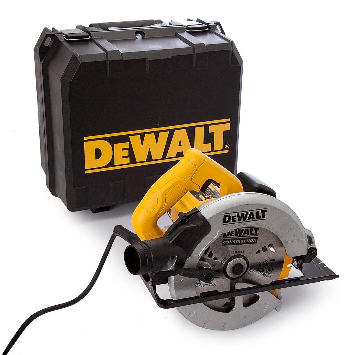 Dewalt DWE560K Scie circulaire 184 mm 1350 W