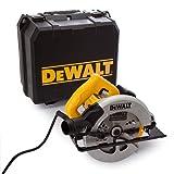 Dewalt DWE560K-GB - Sierra elettrica (formato: 184 millimetri)