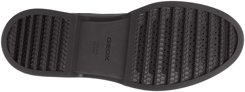 Geox D Myluse A, Zapatos de Cordones Derby para Mujer