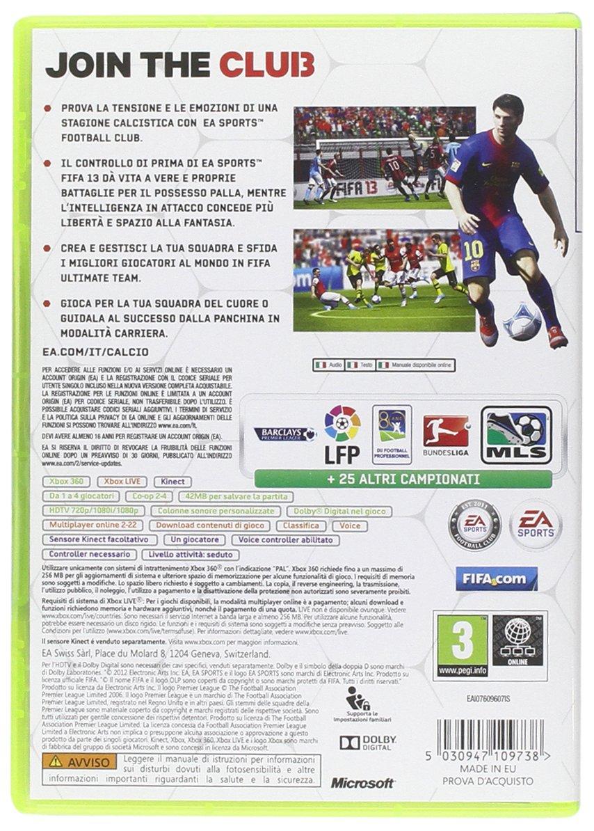 Xbox Xbox itVideogiochi 360Amazon 360Amazon 13Microsoft 13Microsoft itVideogiochi Fifa Fifa Xbox 13Microsoft 360Amazon Fifa qA354RLj