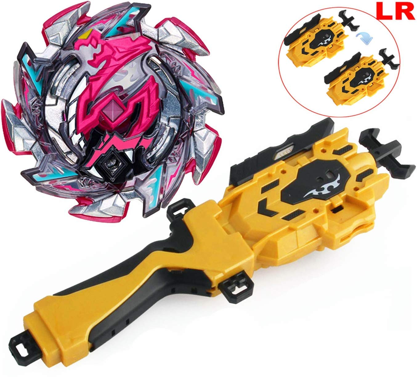 Beyblade Burst B 113 Booster Launcher Battle Hell Salamander 12 Op Kid Toy Uk