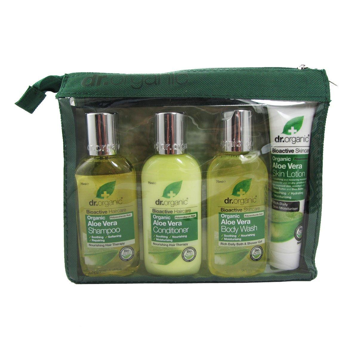 Dr Organic Aloe Vera Travel Kit