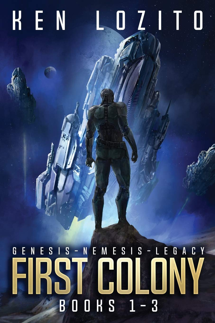 First Colony Books 1 – 3