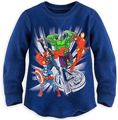 Avengers Boys Long-Sleeved Pullover