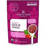 Navitas Organics Power Dried Berries - Goji - 4 oz