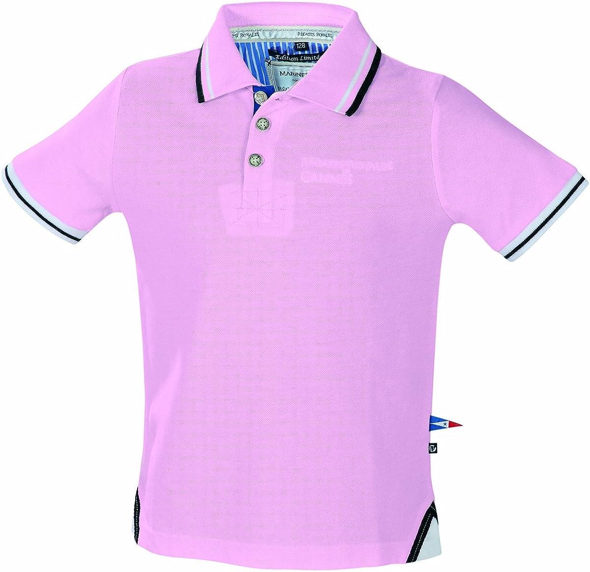 Marinepool Polo RR Cannes Kids - Camiseta/Camisa Deportiva para ...