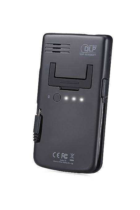7b61f846303b66 Amazon.com: AIPTEK 430037US MobileCinema A50P (Black): Electronics