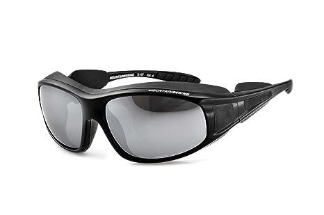 POLYCARBONATE UV400 Arctica Sport Sunglasses S-107 MOUNTAINEERING POLARIZED