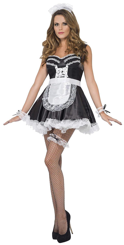 vestido de criada disfraz