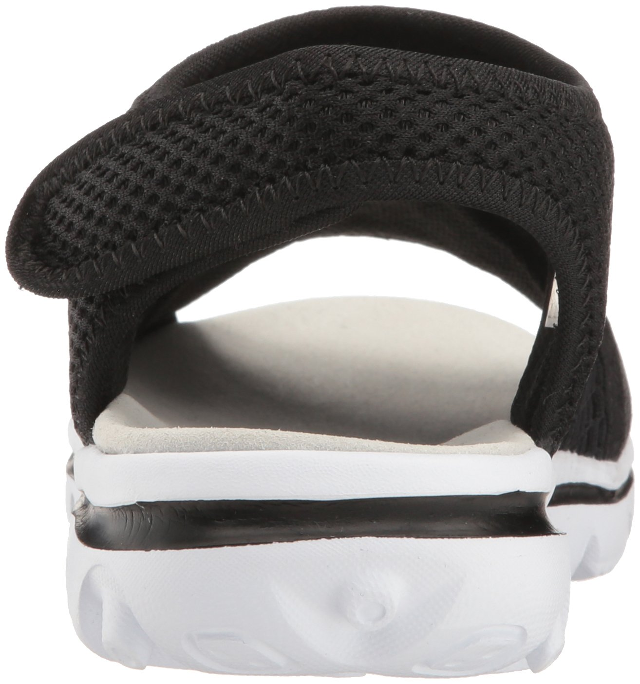 Propet B01IODEL8Q Women's TravelActiv Ss Sandal B01IODEL8Q Propet 9 2A US|Black 47f6a2