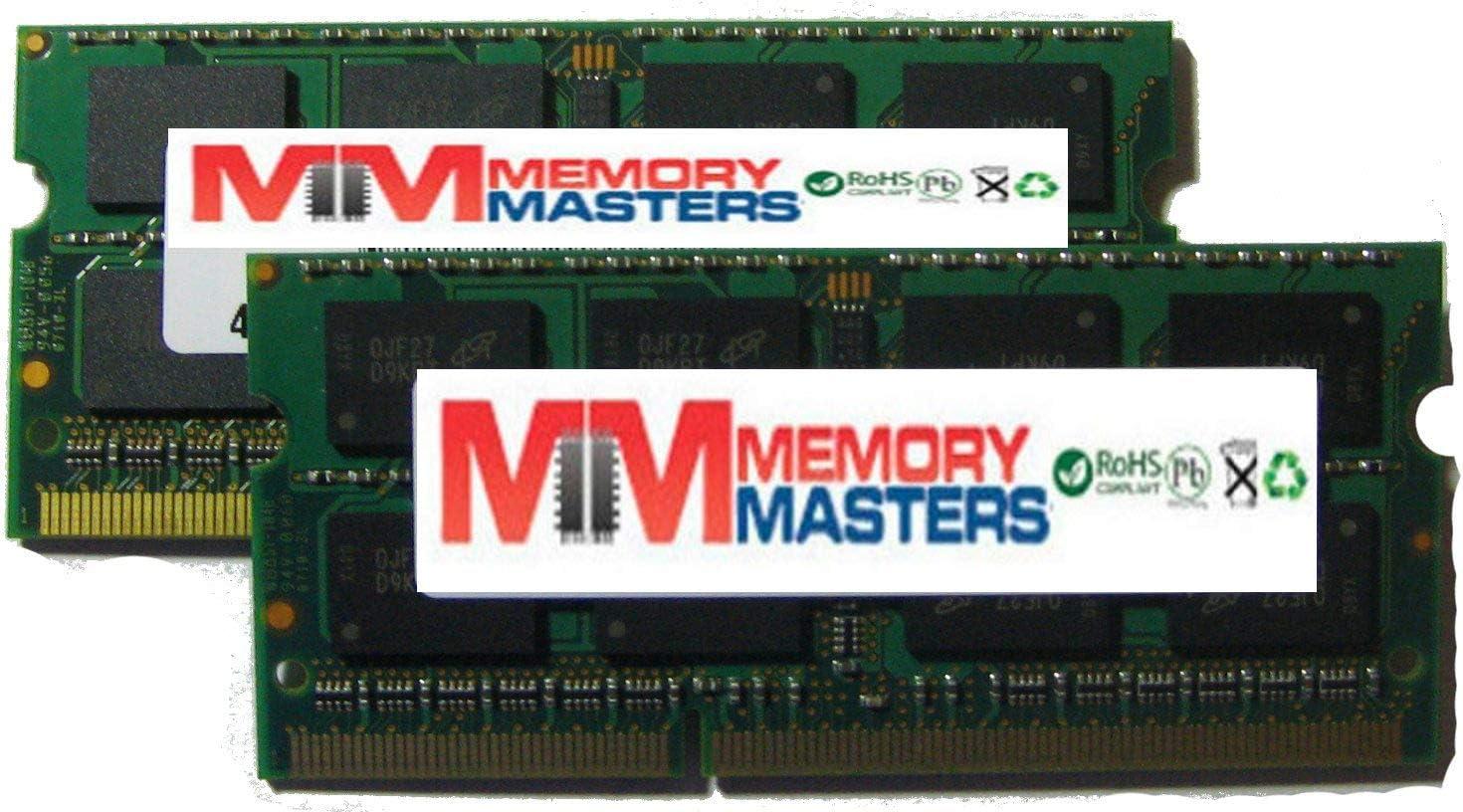 MemoryMasters 8GB 2X4GB Memory for Acer Aspire 7741Z-4643 DDR3 PC3-8500 1066MHz RAM (MemoryMasters)