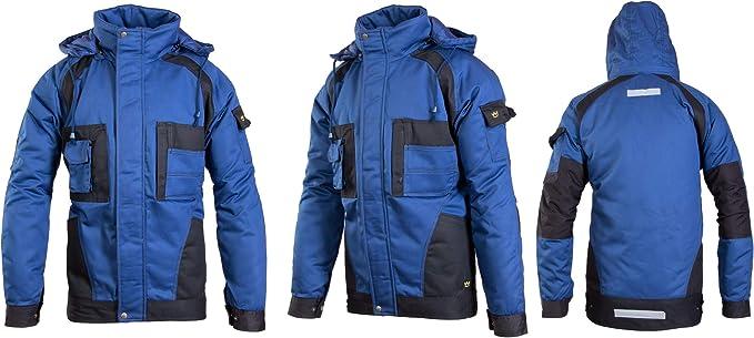 Schutzjacke Winterjacke Sicherheitsjacke Brixton isolierte Arbeitsjacke