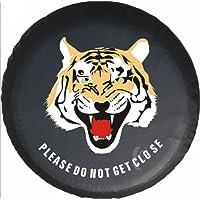 Funda de neumáticos para rueda de repuesto Tiger