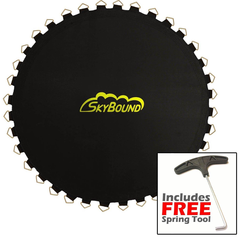 SkyBound Trampoline Mat (Round, 14 Ft. Frame/Fits 72 x 5.5 Springs) by SkyBound