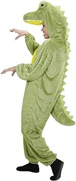 WIDMANN Widman - Disfraz de cocodrilo para mujer, talla M (9959B)