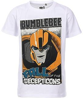 TRANSFORMERS T-Shirt palo de golf para niños - BUMBLEBEE - algodón - 3 -