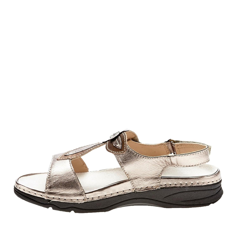 Drew Alana 2A(N) Women's Sandal B00SNNHGRG 6.5 2A(N) Alana US|Pewter/Bronze 76ebec
