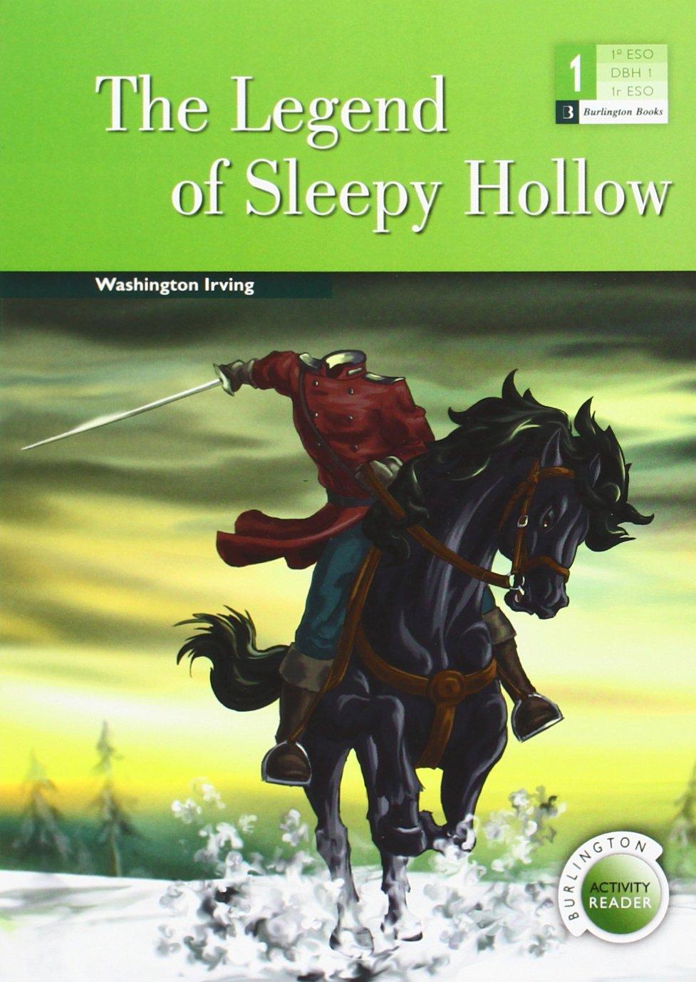 LEGEND OF SLEEPY H.ESO1 ACTIVITY Tapa blanda – 1 ene 2013 UNKNOWN BURLINGTON 9963510094