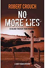 No More Lies (The Kent Fisher Mysteries Book 4) Kindle Edition