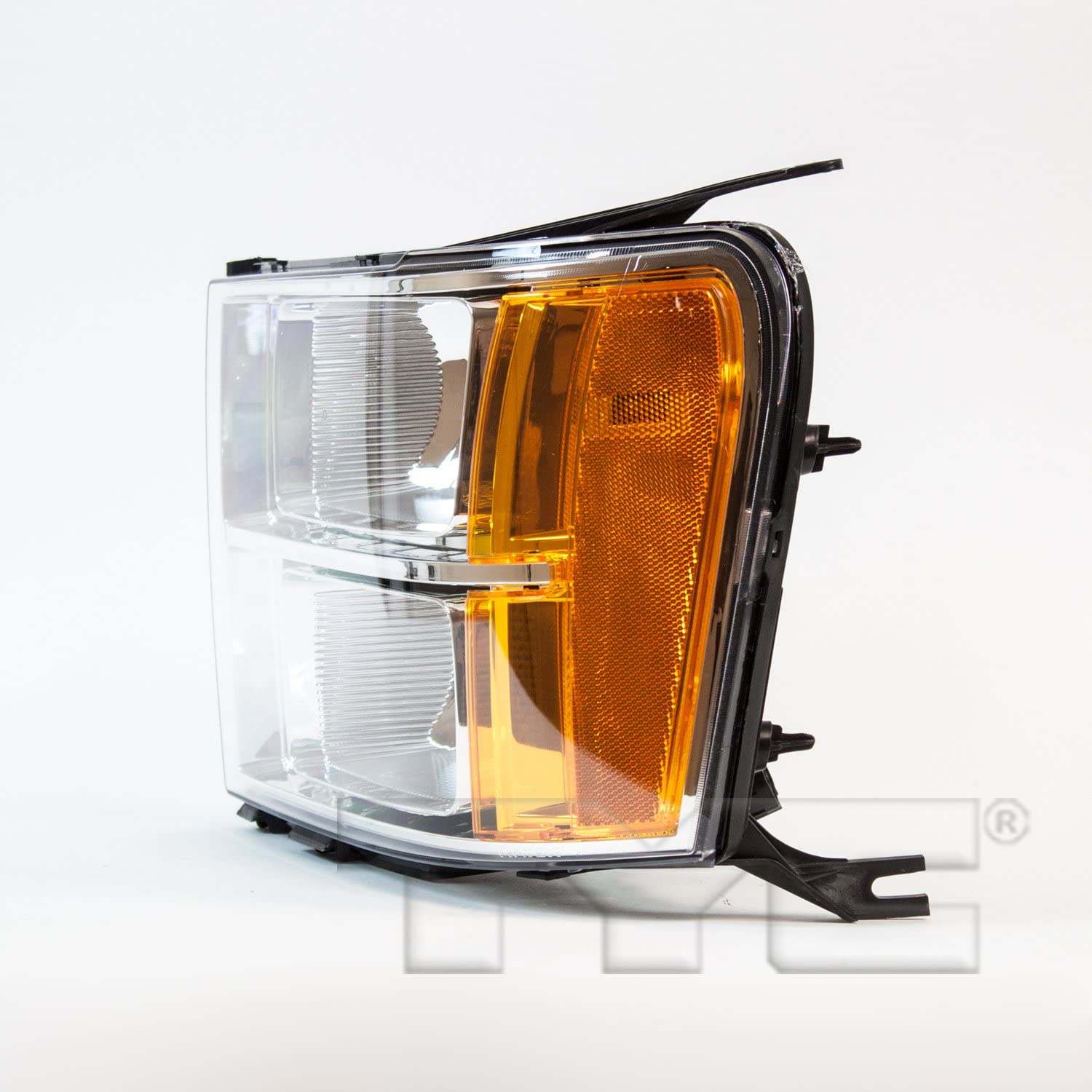 TYC 20-6820-00-9 Replacement Left Head Lamp Compatible with GMC
