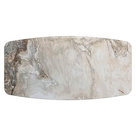Rigel - Mesa de mármol Hecha a Mano, 100% Piedra Natural ...