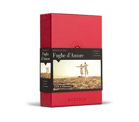 Boscolo Gift - Fughe d\'Amore. Week End Romantico e Cofanetto Regalo ...