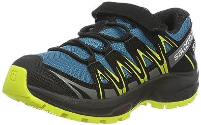 Salomon Kids XA Pro 3D CSWP J, Trail Running Shoes