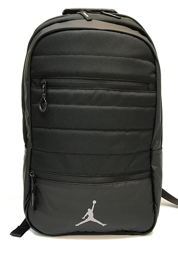 Amazon.com: NIKE AIR JORDAN AIRBORNE BACKPACK (Wolf Grey): Computers & Accessories