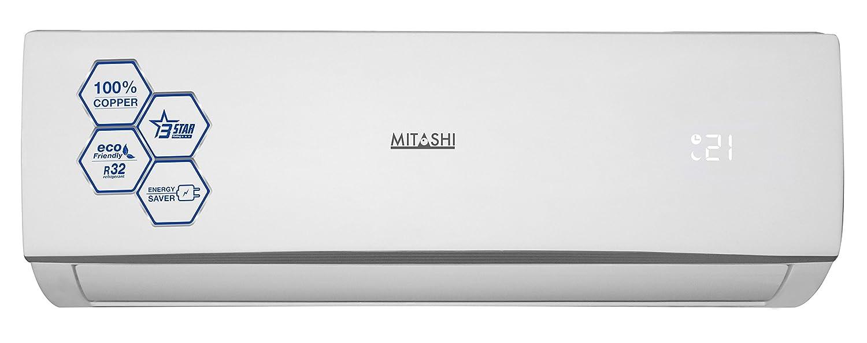Mitashi 1.0 Ton 3 Star (2018) Split AC (Copper, FSA312K50, White)