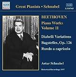 Piano Works Vol. 11 (Schnabel)