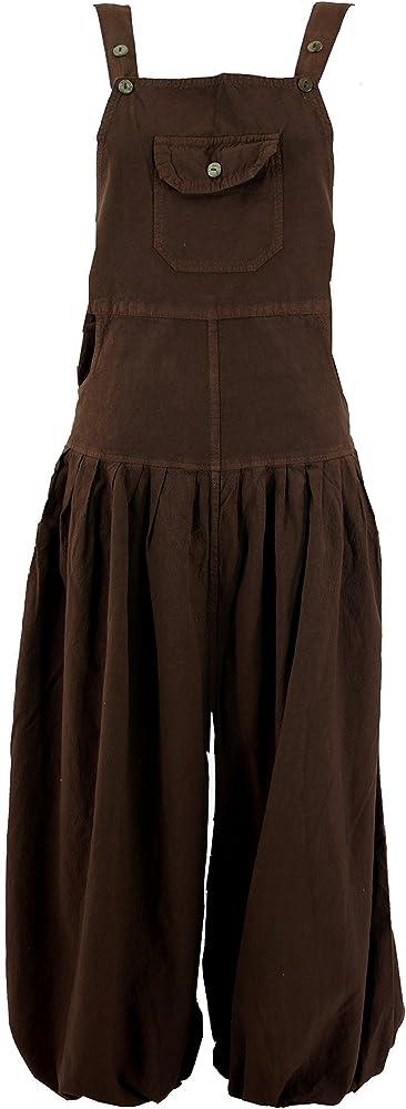 Peto Muck estilo Aladino con pantalones harén de tipo bombacho marrón 40: Amazon.es: Ropa y accesorios