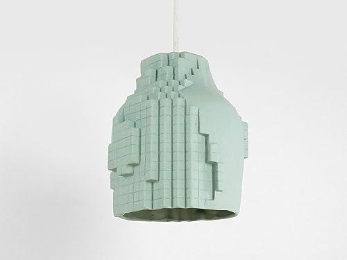 luces dormitorio Pixel accesorios para el Lámpara Colgante QxEroeWdBC
