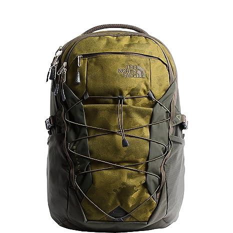40b011f601 The North Face Borealis OS Fir Green Camo Print/New Taupe Green: Amazon.ca:  Luggage & Bags