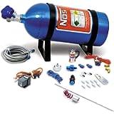 NOS 16028NOS Intimidator Illuminated LED Purge Kit w/ 5lb. Bottle