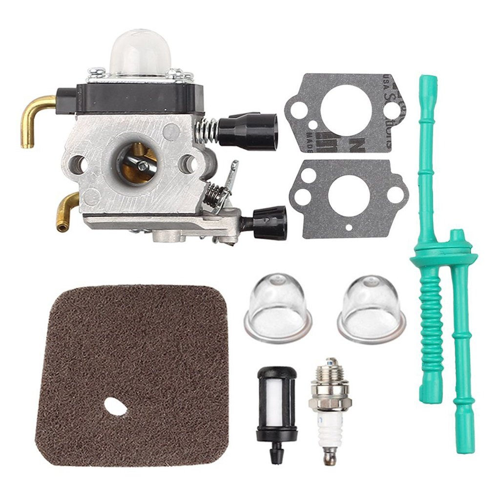 B Blesiya Filtro de Aire Carburador Kit De Línea De Combustible ...
