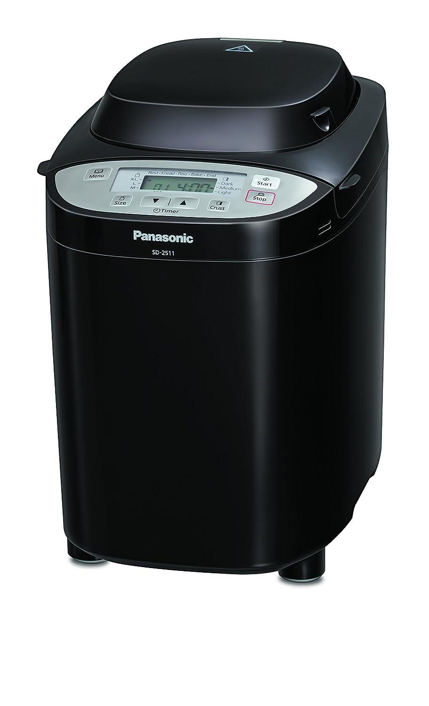 Panasonic SD-2511WXE Macchina per il Pane, Bianco