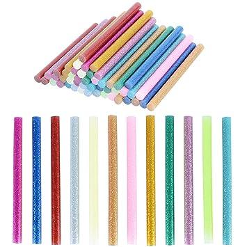 60 Stück Heißklebesticks Klebesticks Heisskleber Klebestifte Glue ...