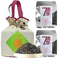 安够 7周年精制红茶 180克×2袋 共360克 云南滇红工夫红茶 云南大叶种传统工艺