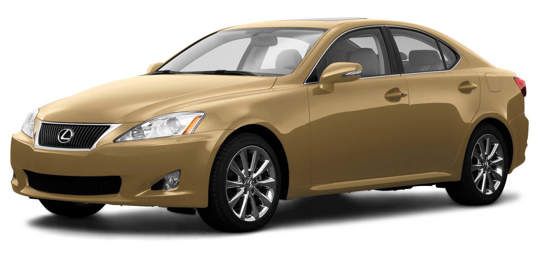2009 Lexus IS250, 4 Door Sport Sedan Automatic Transmission All Wheel Drive  ...