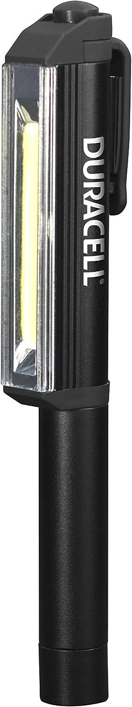 Color Negro Duracell Lighting Duracell 2 Linterna de bol/ígrafo