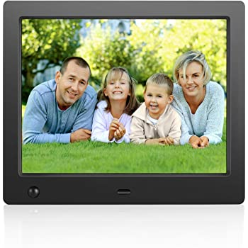 Nix Advance 10 Inch Widescreen Digital Photo Hd Video 720p
