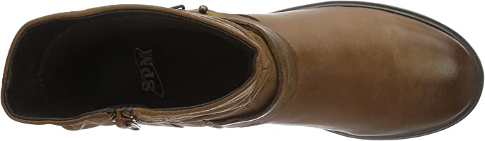 SPM Damen Blackfish Ankle Biker Boots