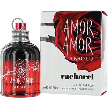 Cacharel Amor Amor Absolu Eau De Parfum 50 Ml Amazoncouk Beauty