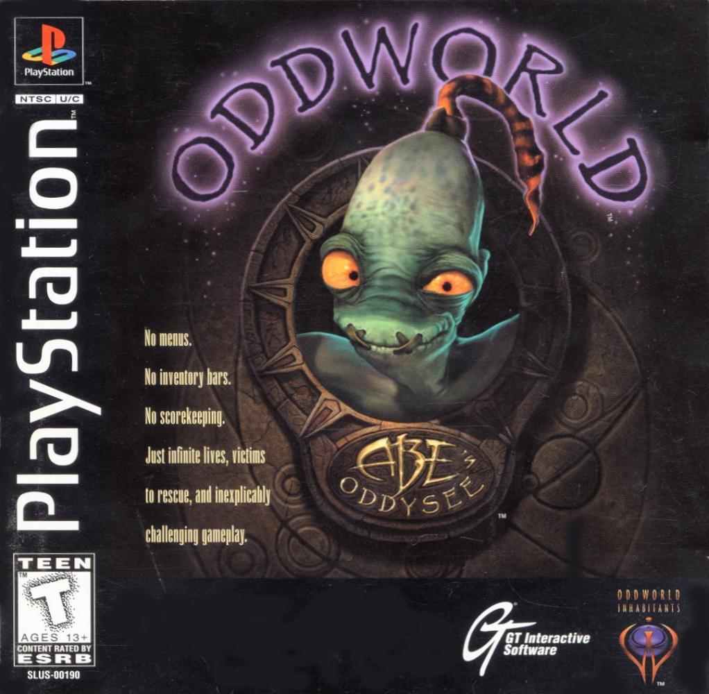 「Oddworld: Abe's Oddysee」の画像検索結果