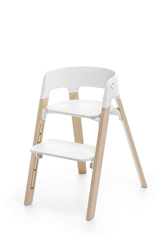 Amazon.com: Stokke Steps Silla completa: Baby