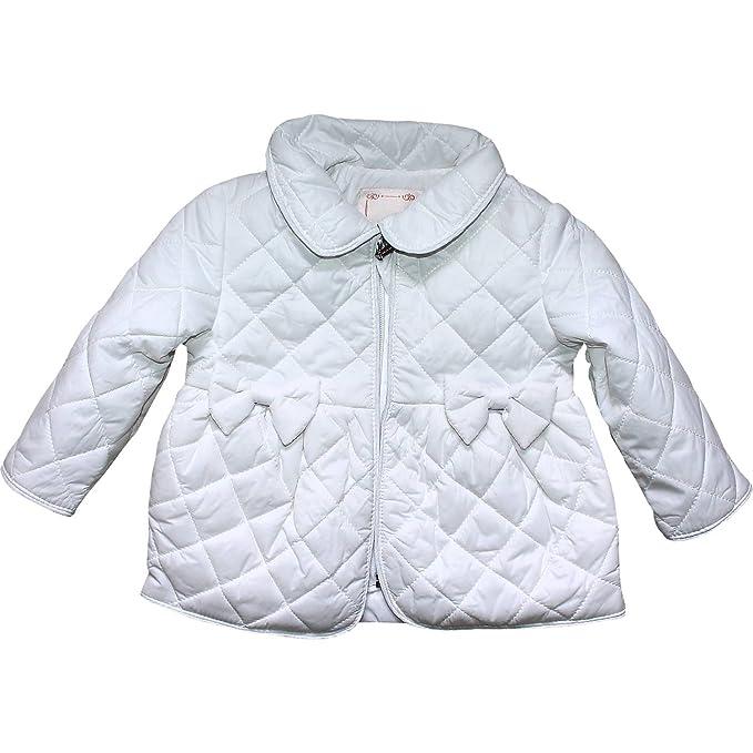 Silvian Heach - Giacca - bambina bianco 9 mesi  Amazon.it  Abbigliamento c0107a58497