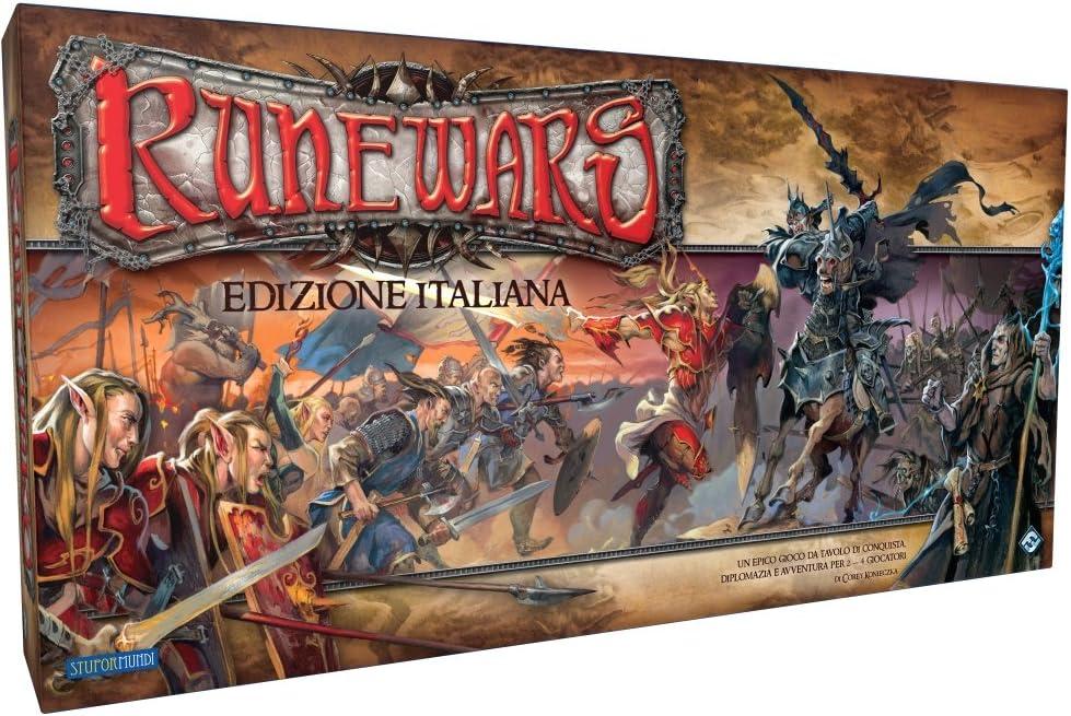 Giochi Uniti Juegos de EE.UU. - Runewars: aa.vv.: Amazon.es: Juguetes y juegos