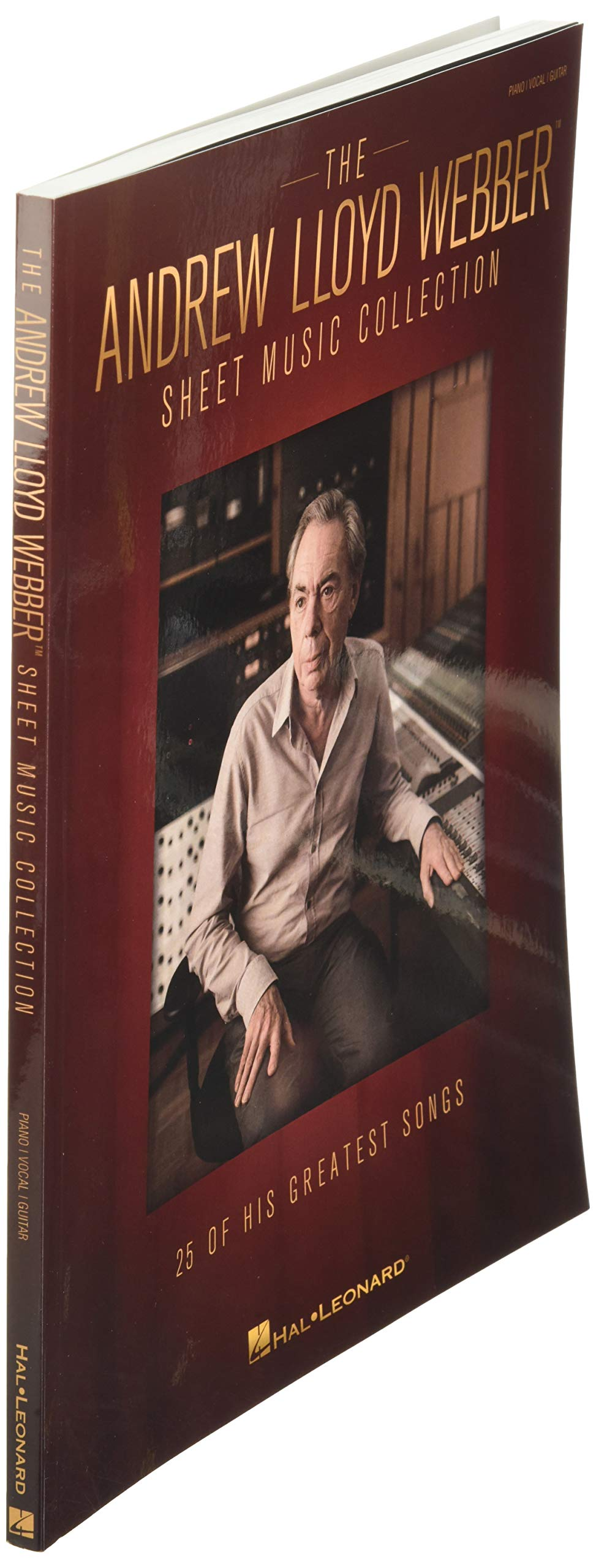 The Andrew Lloyd Webber Sheet Music Collection 25 Of His Greatest Songs Piano Voix Gu Lloyd Webber Andrew 0888680700287 Amazon Com Books